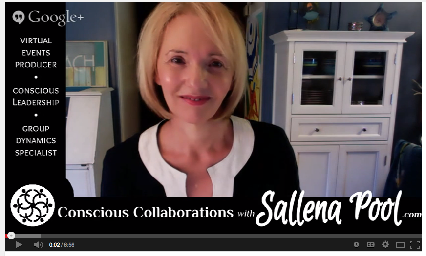 Click on the Photo for Sallena's video